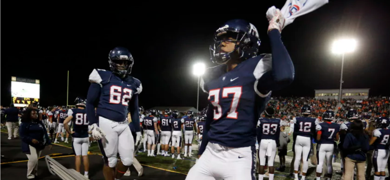 Allen clamps down on Rockwall in second half, big rematch with The Woodlands