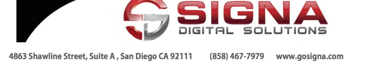Signa Digital Solutions