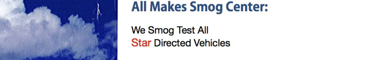 All Makes Smog Center