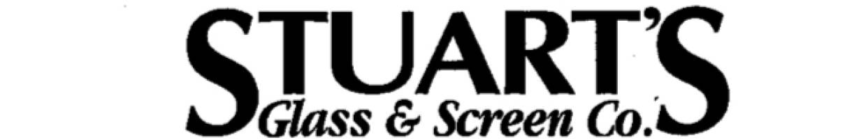 Stuart's Glass and Screen Co.
