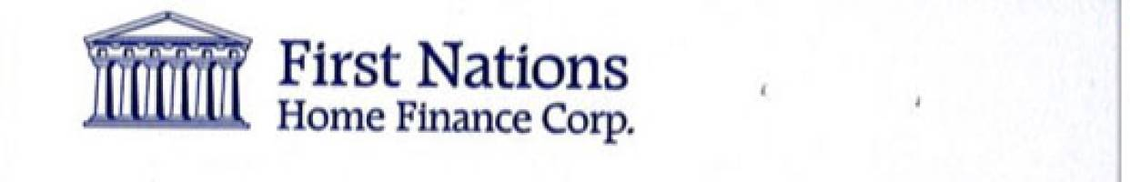 First Nations Home Finance Corporation