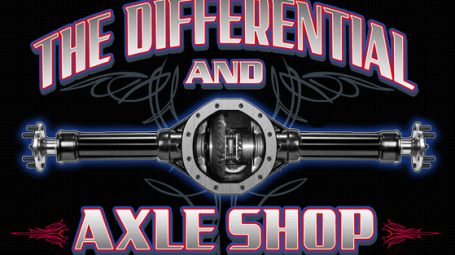 The Differential and Axle Shop