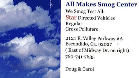 All Makes Smog Center