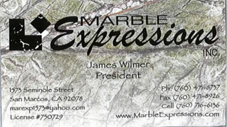 Marble Expressions