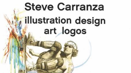 Steve Carranza Art and Illustrations