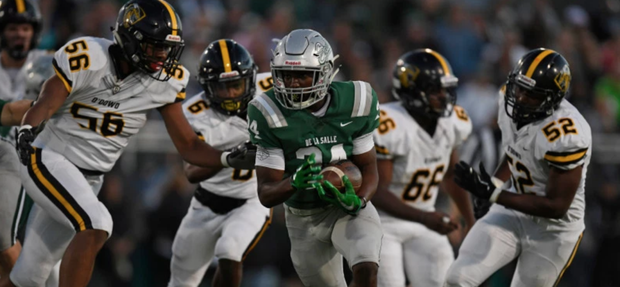 De La Salle's offense erupts against Bishop O'Dowd