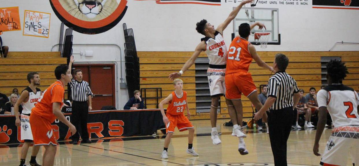 Escondido Sinks the Norsemen