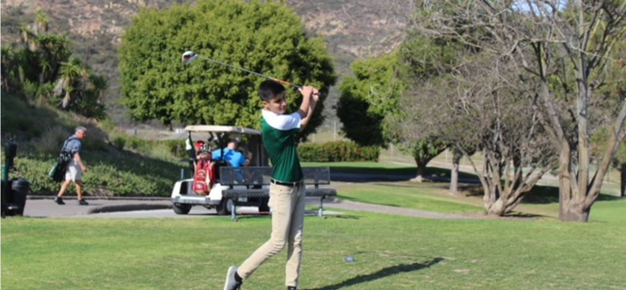 J. Montgomery to Play in the CIF Golf Championships