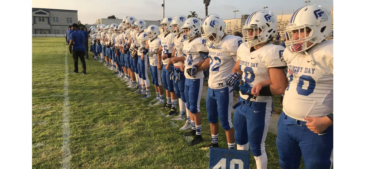 Torrey Football Report - Week 1 at Chula Vista
