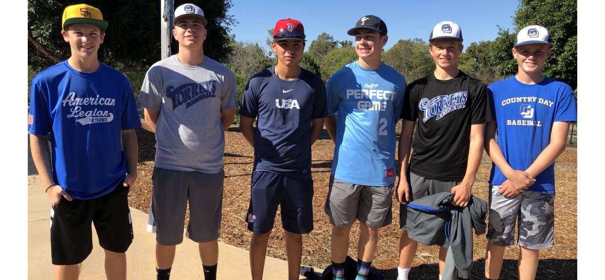 Torrey Ballplayers Volunteer at Miracle League