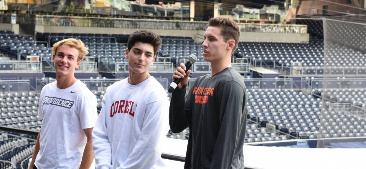 Ryan Langborg Commits to Princeton