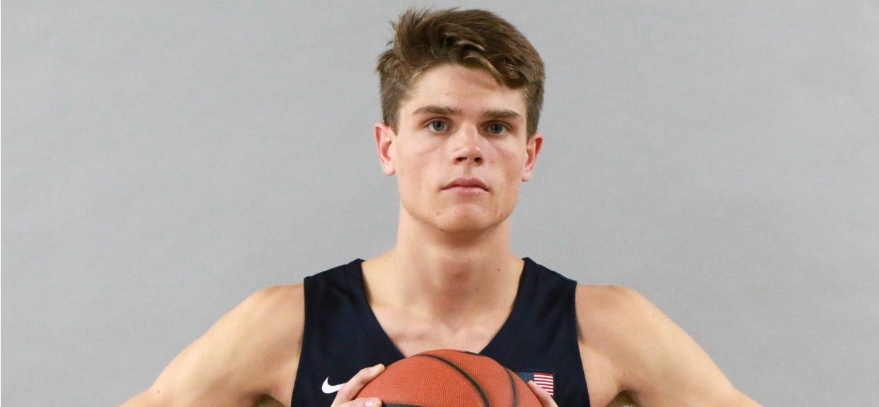 Senior Forward Cade Potter Commits to Utah State