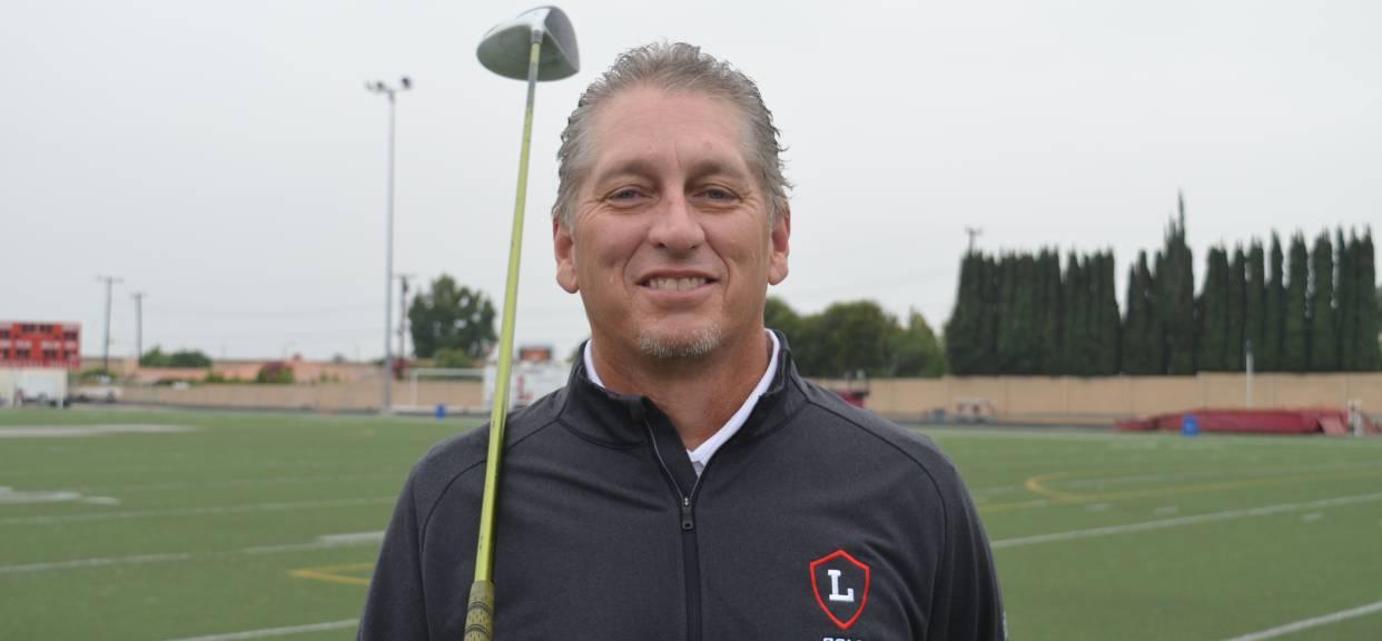 Darren Kelso Named Boys Golf Head Coach