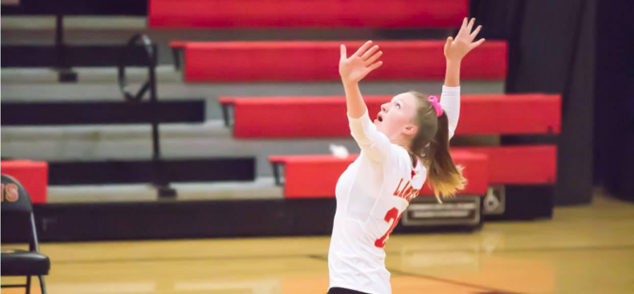 Makena Houston - Girls Volleyball - Fall Sports Athletic Profiles