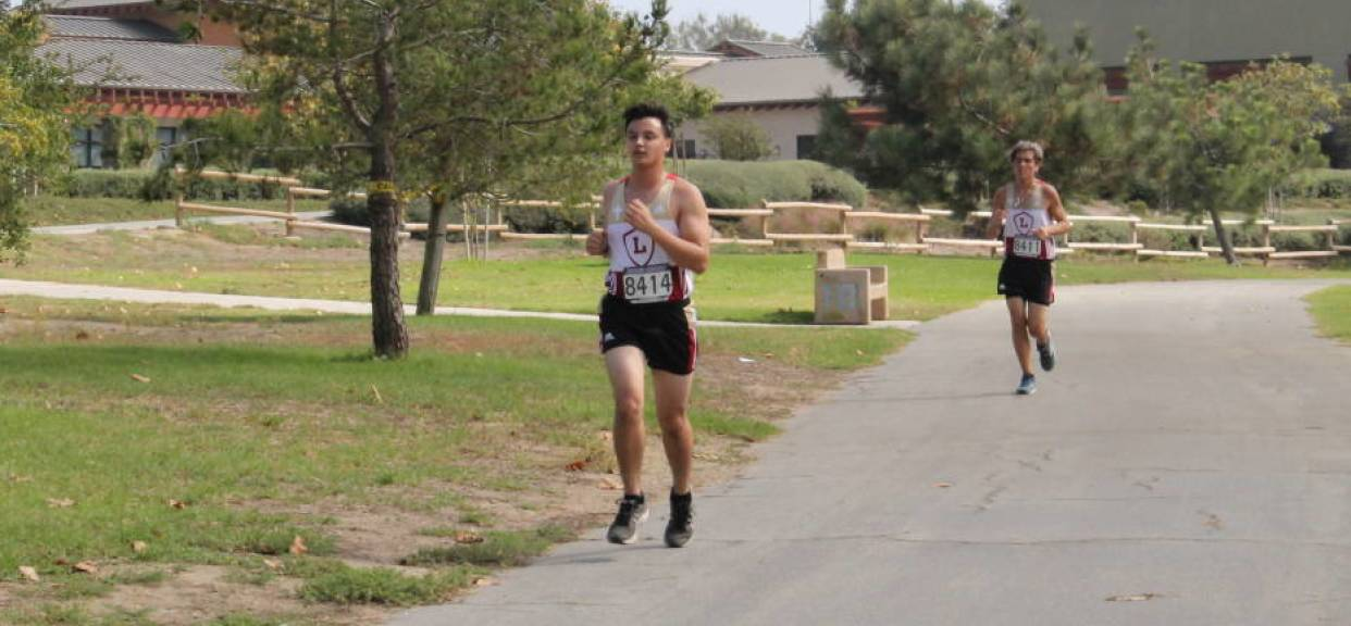 Thomas Ling - Cross Country - Fall Sports Athletic Profile
