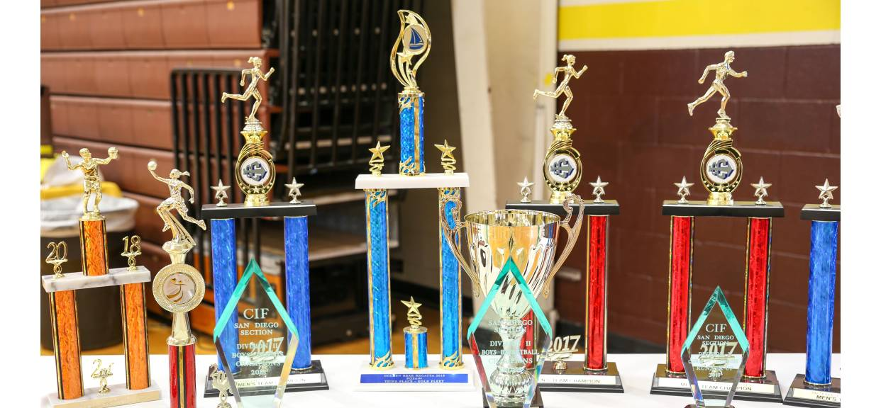 Parker Athletes Honored at End Of Year Awards Banquet