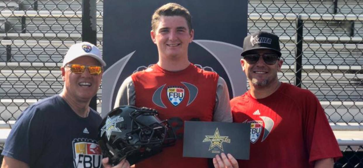 Senior Ryan Sanborn Named Star of the Month by San Diego Hall of Champions
