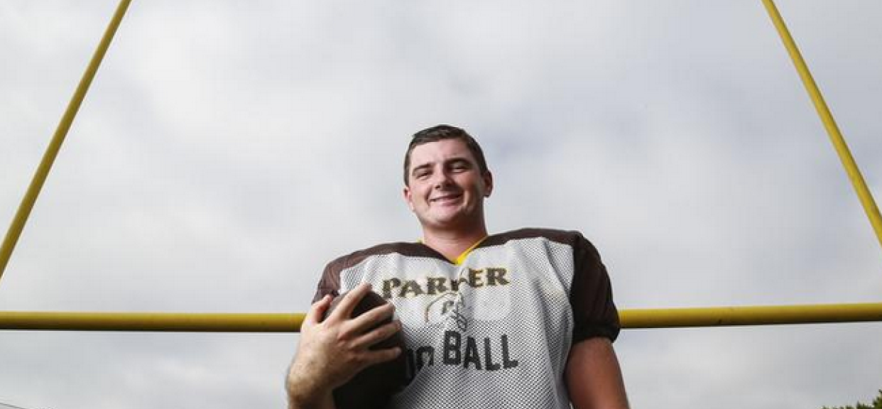 Senior Ryan Sanborn Profiled by the San Diego Union-Tribune