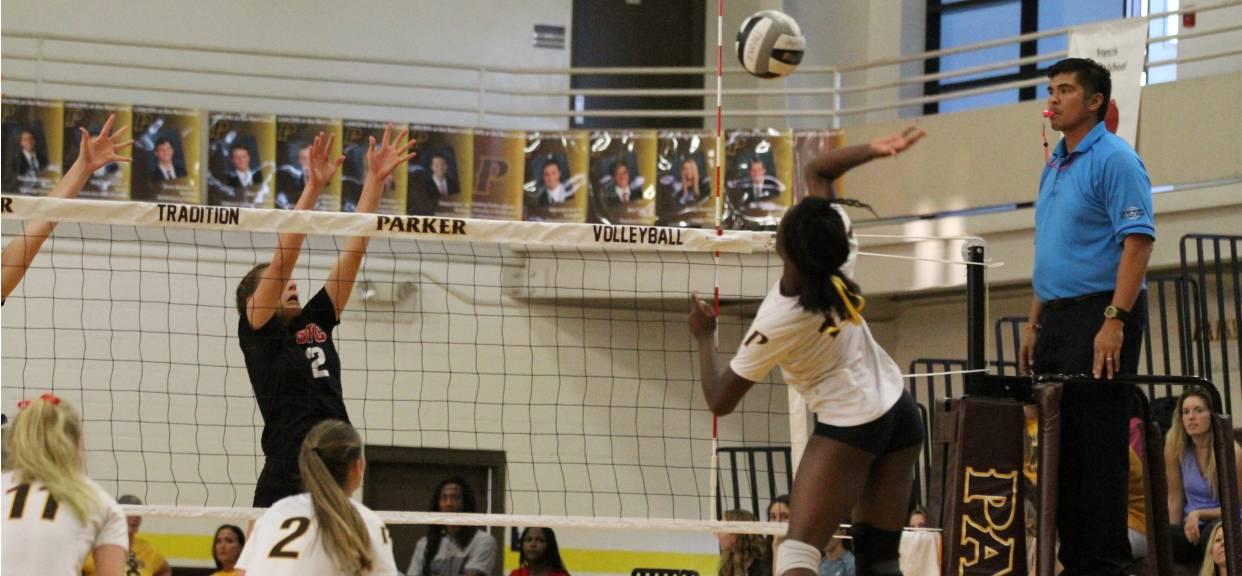 Girls Volleyball Wins Regular Season Finale, Begins Division 2 Playoffs Wednesday Night