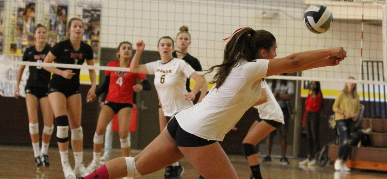 Girls Volleyball Loses 5 Game Thriller at Escondido