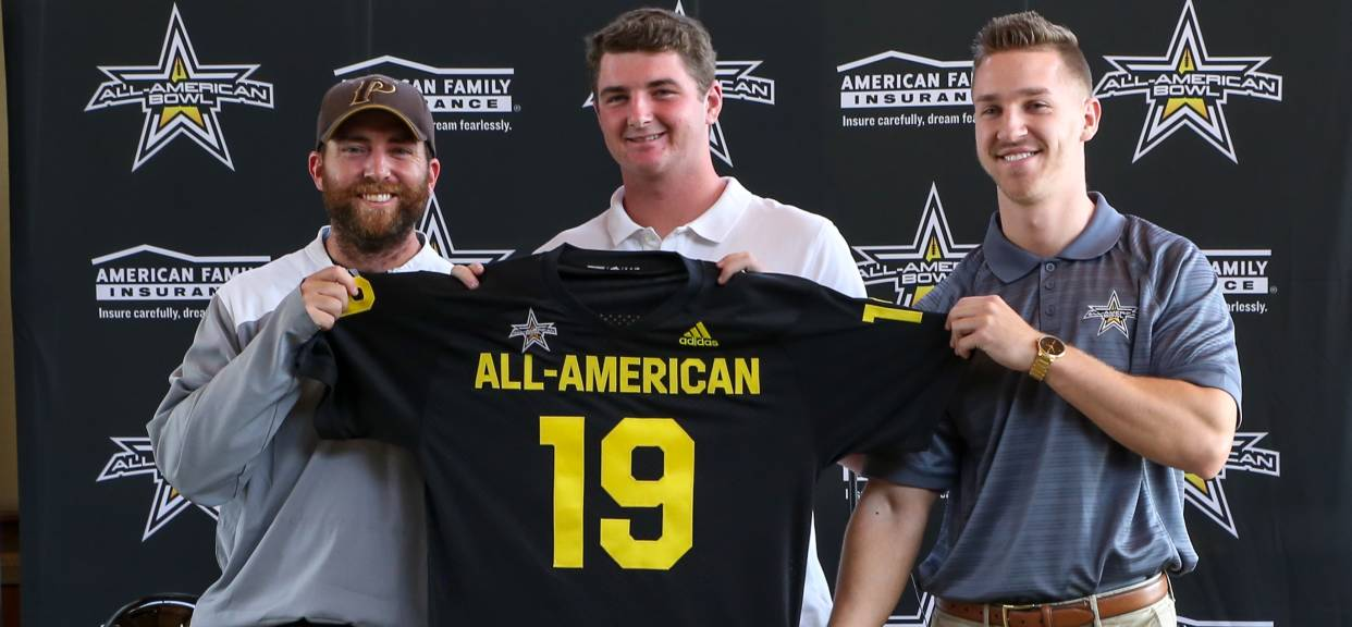 Ryan Sanborn Selected as US Army All-American