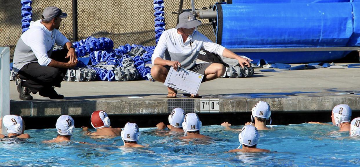 Parker Water Polo Advances to CIF Division 3 Championship