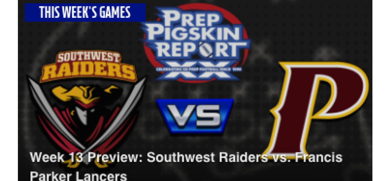 Game Preview - Southwest Raiders at Francis Parker Lancers