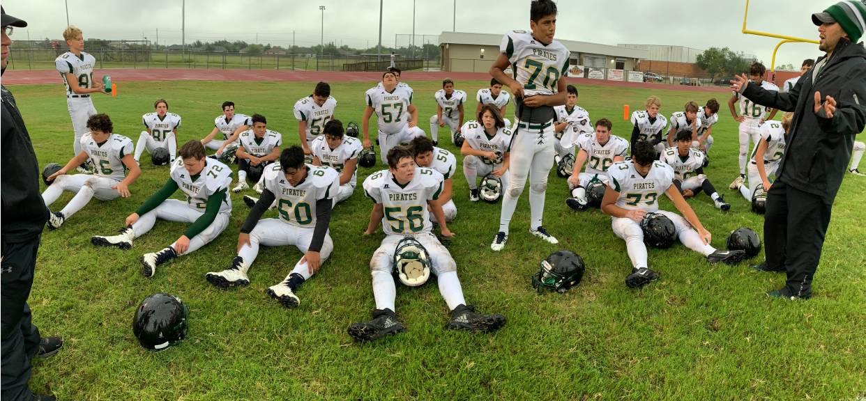 Freshmen 7 In a Row!!!!