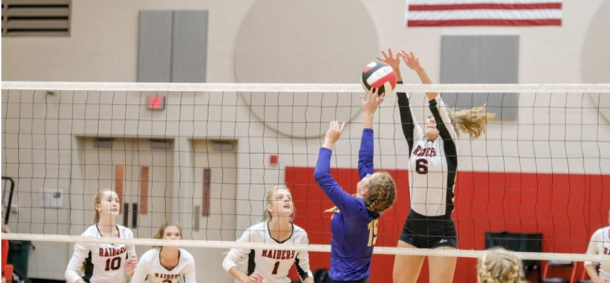 Savannah Christian takes down defending state volleyball champion Calvary Day