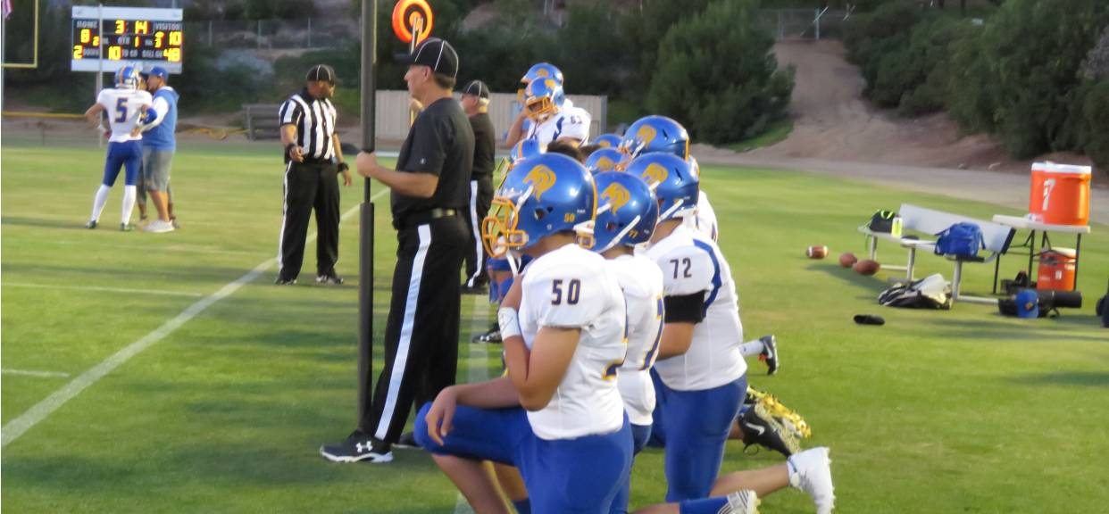 Football Game Recap: Calvin Christian vs. San Diego Jewish Academy