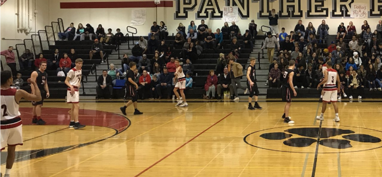 Eagles Fall To Panthers