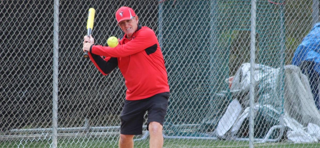 Softball Honors Seniors & Coach Enderlin