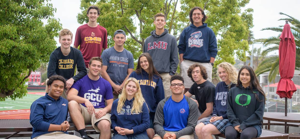 SFC Athletes to Play in College