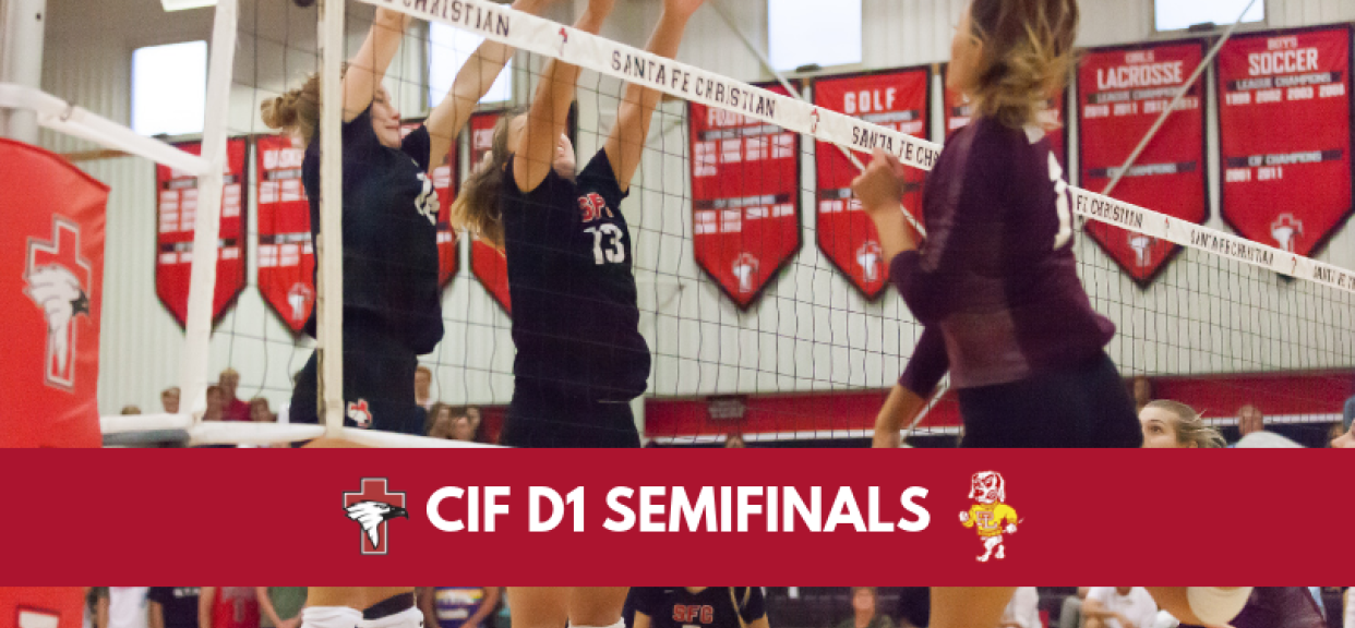 SFC edges Point Loma in 5 Sets to Advance to CIF D1 Championship