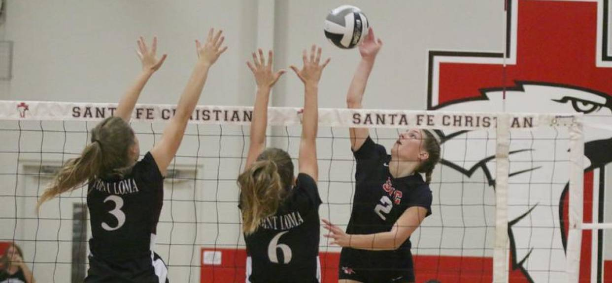 No. 1 seed Torrey Pines, Santa Fe Christian reach Saturday's CIF volleyball finals