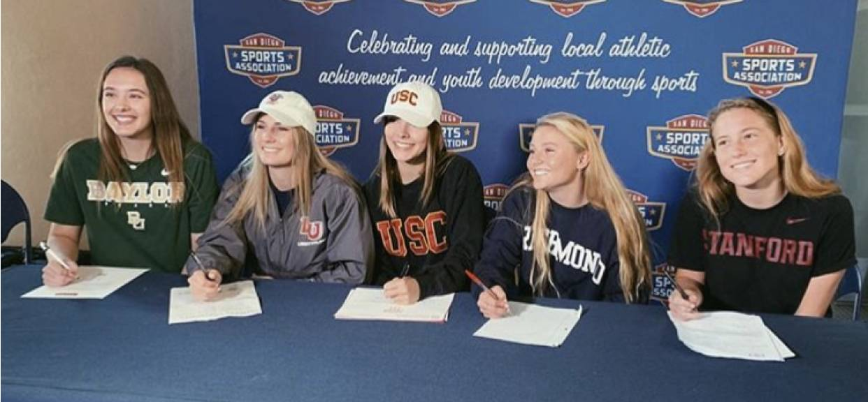 Petco Park Signing Day: 5 Eagles Sign!