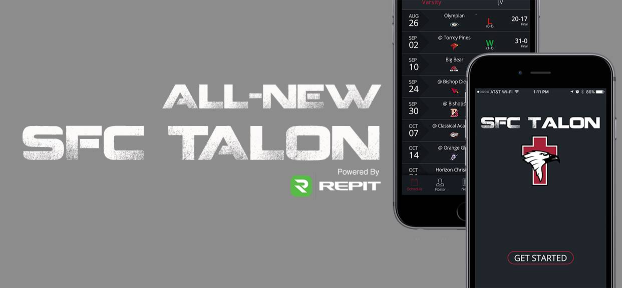 The New SFC Talon App is Available