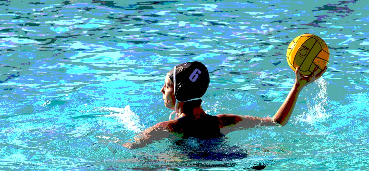 Catching up with Girl's Water Polo