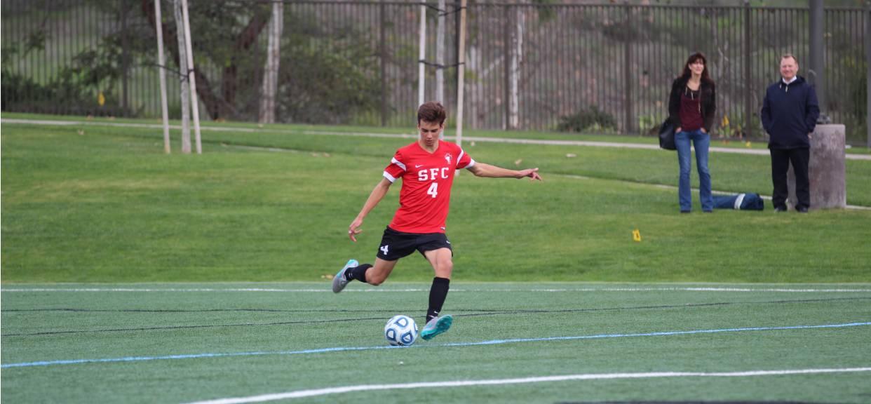 Boy's Soccer Loses To Orange Glen