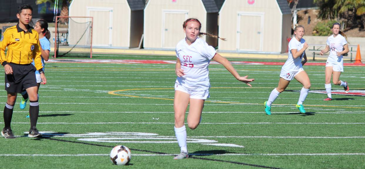 Girl's Soccer Scores Big Against Escondido Charter, Brings Season Record to 6-3-3