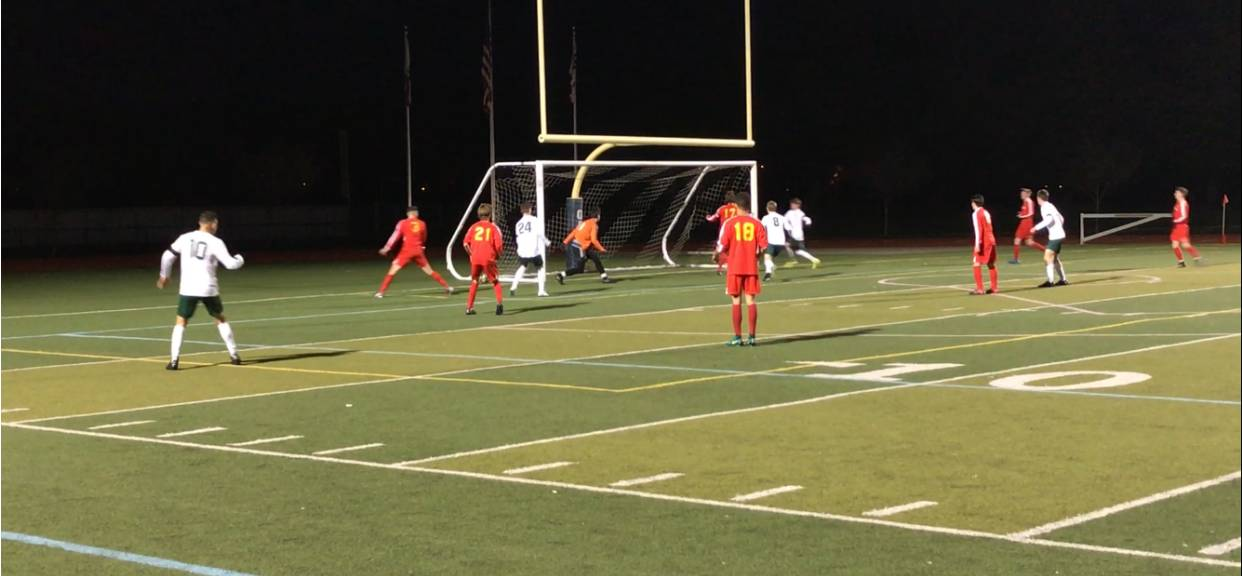 Spartans fall on penalty kicks in NCS Final