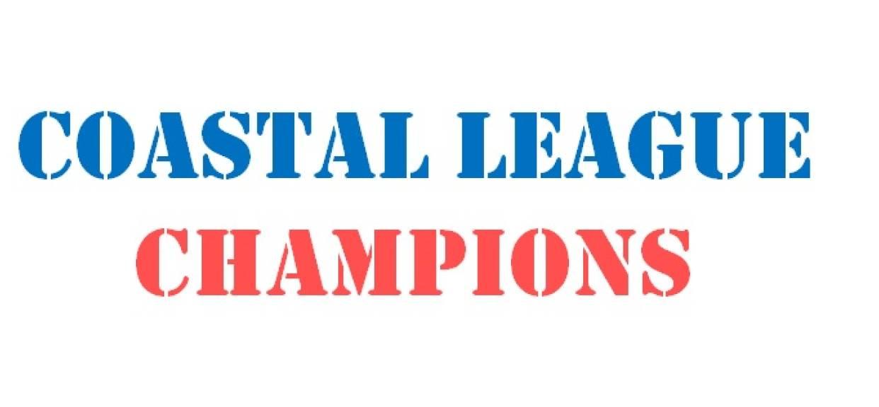 Eagles Win Double Coastal League Championship