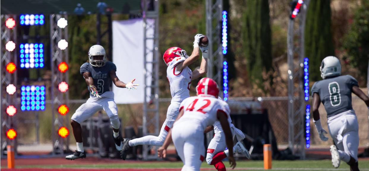 Paraclete Picks Off Scotties in Honor Bowl