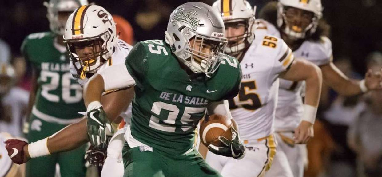 Fumble return sparks De La Salle past St. Francis - SF Gate Recap