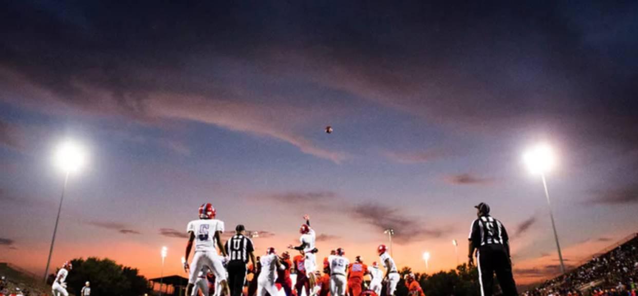 Texas AP high school football poll (9/25):