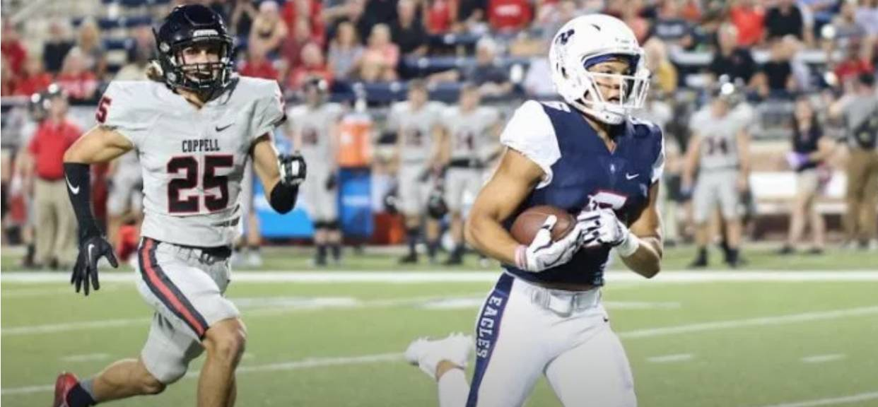 No. 5 Allen cant be stopped in rout of Boyd