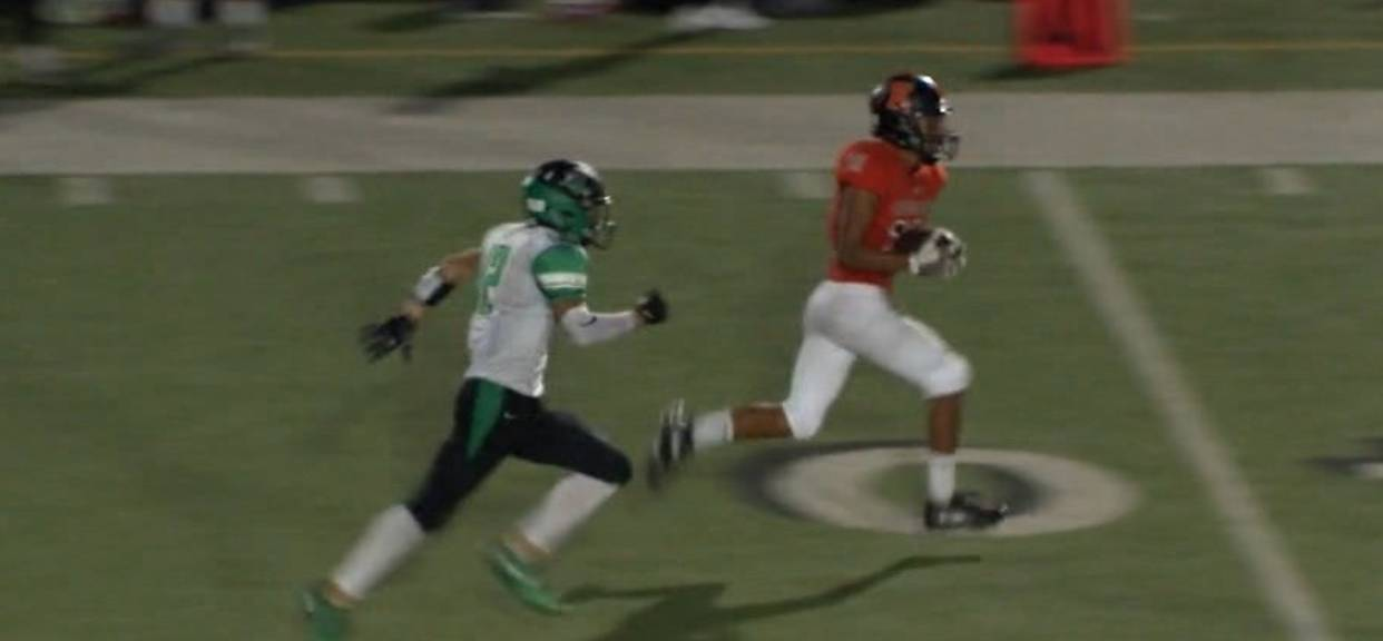 Hilltop builds big lead, hangs on to beat Escondido