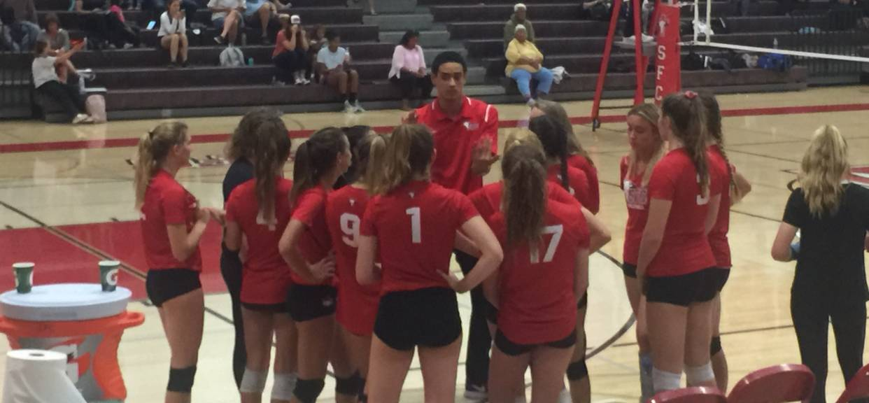 Eagles Sweep Pac Ridge
