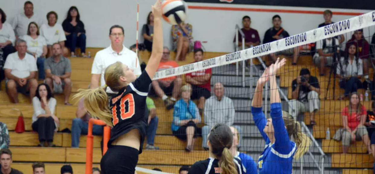 Lady Cougars Fall to Ramona