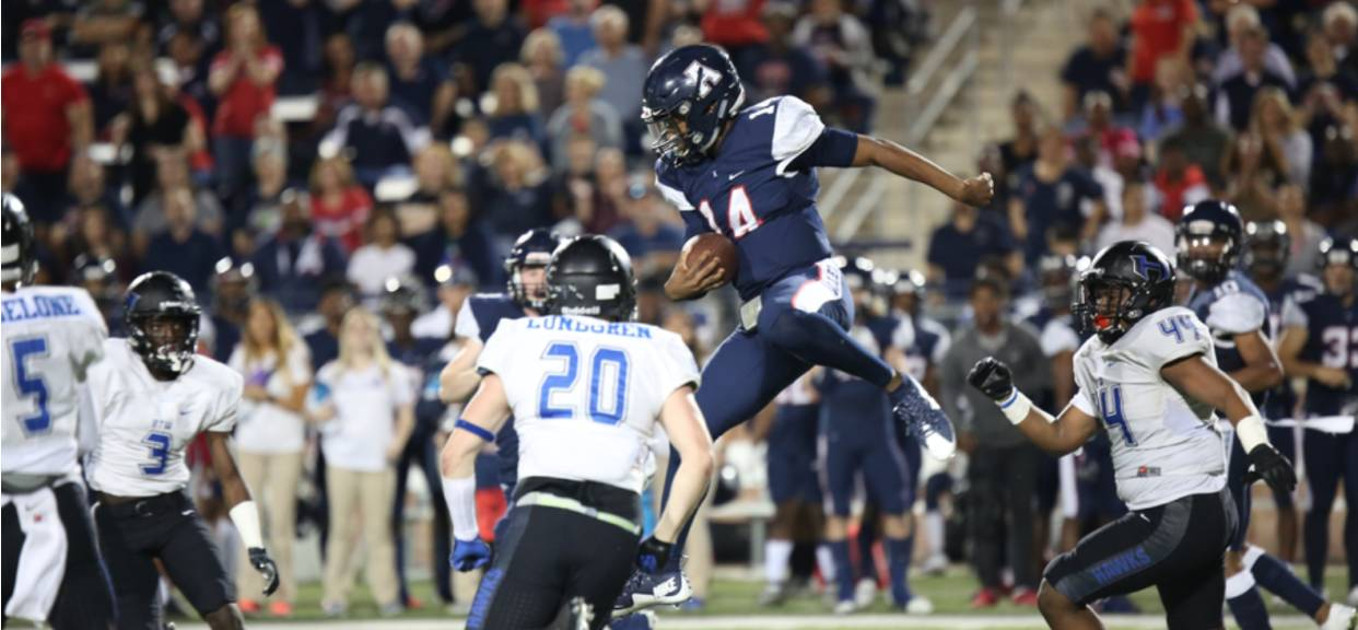 Chasing Kyler: Allen High's Grant Tisdale Keeping His Eyes On A Legend